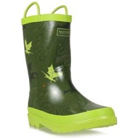 Shoes Children Wellington boots Regatta MINNOW JUNIOR Wellingtons Green