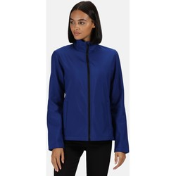Clothing Women Fleeces Professional ABLAZE Printable Softshell Jacket Classic Red Black Blue Blue