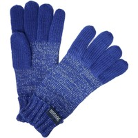 Clothes accessories Children Gloves Regatta Kids' Luminosity Reflective Knitted Gloves Blue