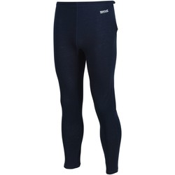 Clothing Men Tracksuit bottoms Regatta Zimba Base Layer Leggings Blue Blue