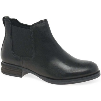 Shoes Women Mid boots Josef Seibel Sanja 06 Womens Chelsea Boots black