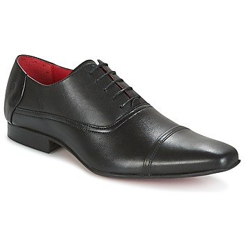 Shoes Men Brogues Carlington ITIPIQ Black