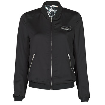 Clothing Women Jackets / Blazers Ikks BS41085-02 Black