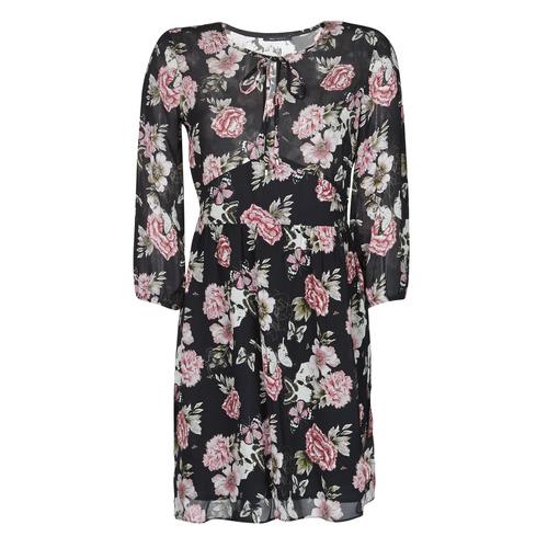 Clothing Women Short Dresses Ikks BS30065-02 Multicolour