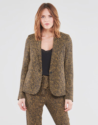 Clothing Women Jackets / Blazers Ikks BS40145-75 Brown