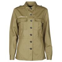 Clothing Women Jackets / Blazers Ikks BS41045-55 Green / Pacific