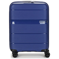 Bags Hard Suitcases American Tourister LINEX-55 CM TSA Marine