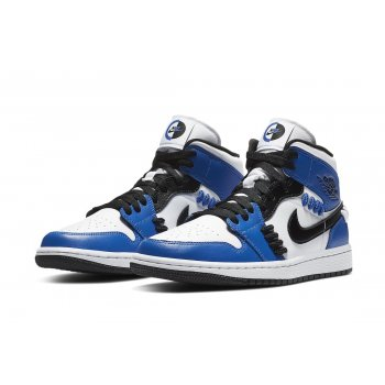 Shoes Low top trainers Nike Air Jordan 1 Mid SE