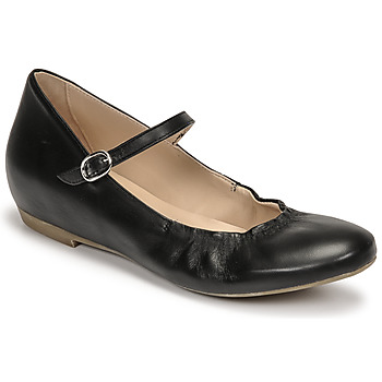Shoes Women Flat shoes Casual Attitude OLIVIA Black