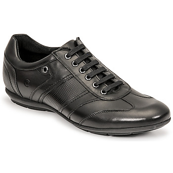Shoes Men Derby Shoes Casual Attitude ODEO Black