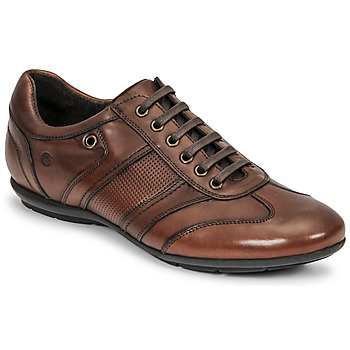Shoes Men Derby Shoes Casual Attitude ODEO Camel