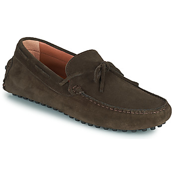 Shoes Men Loafers Casual Attitude ODILON Brown