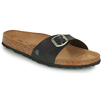 Shoes Women Mules Casual Attitude OVOA Black