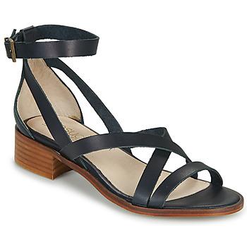 Shoes Women Sandals Casual Attitude COUTIL Marine