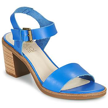 Shoes Women Sandals Casual Attitude CAILLE Blue