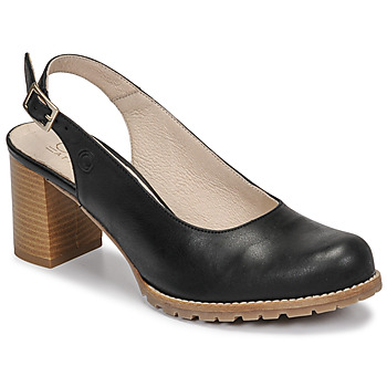 Shoes Women Heels Casual Attitude OLEA Black