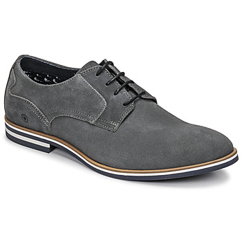 Shoes Men Derby Shoes Casual Attitude OLEO Grey