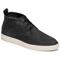 Shoes Men Mid boots Casual Attitude OLEO Black