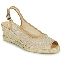 Shoes Women Sandals Casual Attitude MADELEINE Gold