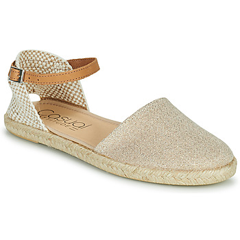 Shoes Women Sandals Casual Attitude ONINA Gold