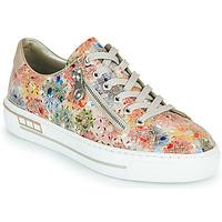 Shoes Women Low top trainers Rieker FROLLI Multicolour