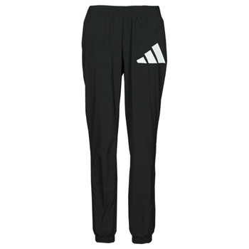 Clothing Women Tracksuit bottoms adidas Performance WOVEN BOS PANT Black