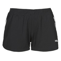 Clothing Women Shorts / Bermudas adidas Performance W D2M 3S KT SHT Black