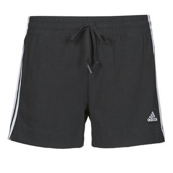 Clothing Women Shorts / Bermudas adidas Performance W 3S SJ SHO Black