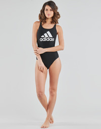 Clothing Women Swimsuits adidas Performance SH3.RO BOS S Black
