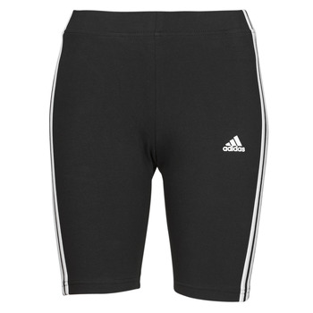 Clothing Women Leggings adidas Performance W 3S BK SHO Black