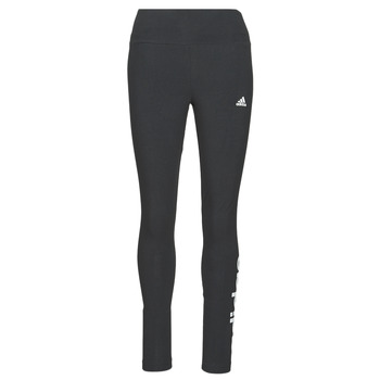 Clothing Women Leggings adidas Performance W LIN LEG Black