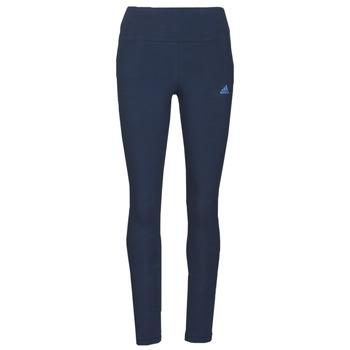 Clothing Women Leggings adidas Performance W LIN LEG Blue