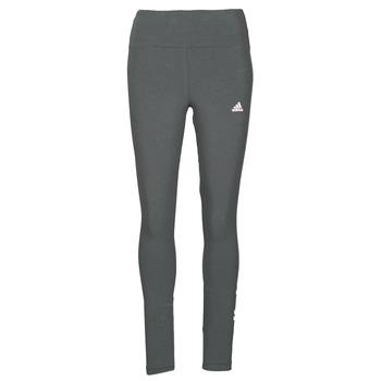 Clothing Women Leggings adidas Performance W LIN LEG Grey