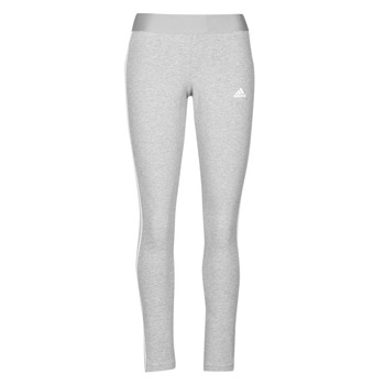 Clothing Women Leggings adidas Performance W 3S LEG Grey