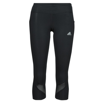 Clothing Women Leggings adidas Performance OWN THE RUN TGT Black
