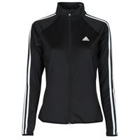 Clothing Women Track tops adidas Performance W 3S TJ Black
