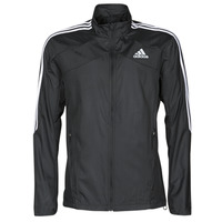 Clothing Men Track tops adidas Performance MARATHON JKT Black