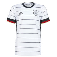 Clothing Men Short-sleeved t-shirts adidas Performance DFB H JSY White