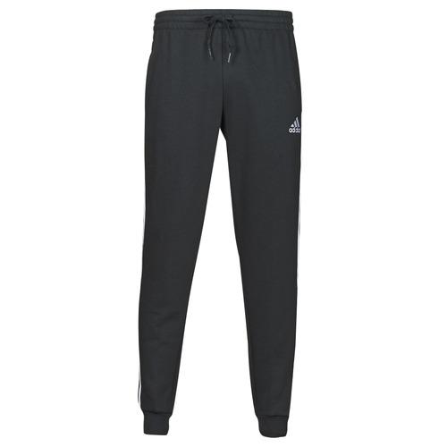 Clothing Men Tracksuit bottoms adidas Performance M 3S FL F PT Black