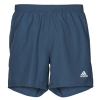 Clothing Men Shorts / Bermudas adidas Performance RUN IT SHORT Blue