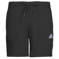 Clothing Men Shorts / Bermudas adidas Performance M 3S FT SHO Black