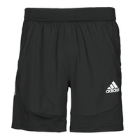 Clothing Men Shorts / Bermudas adidas Performance AERO3S SHORT PB Black