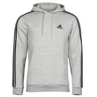 Clothing Men Sweaters adidas Performance M 3S FL HD Grey