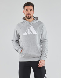 Clothing Men Sweaters adidas Performance M FI Hood Grey
