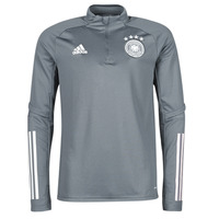 Clothing Men Sweaters adidas Performance DFB TR TOP Grey