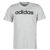 Clothing Men Short-sleeved t-shirts adidas Performance E LIN TEE Grey
