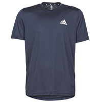 Clothing Men Short-sleeved t-shirts adidas Performance M PL T Blue