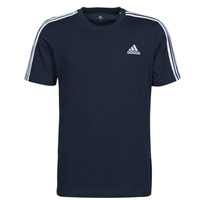 Clothing Men Short-sleeved t-shirts adidas Performance M 3S SJ T Blue