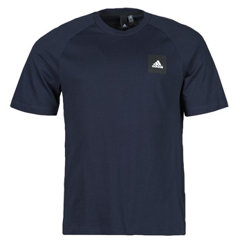 Clothing Men Short-sleeved t-shirts adidas Performance MHE Tee STA Blue