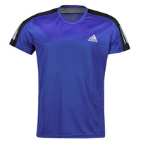 Clothing Men Short-sleeved t-shirts adidas Performance OWN THE RUN TEE Blue